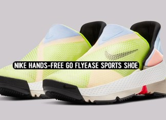 Nike Hands-Free Go FlyEase Sports Shoe
