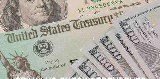 Stimulus Check Dependents