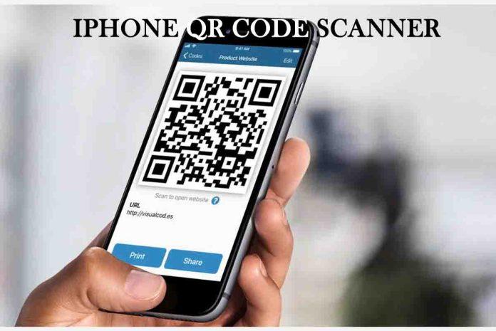 iPhone QR Code Scanner