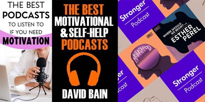 Best Motivational Podcasts