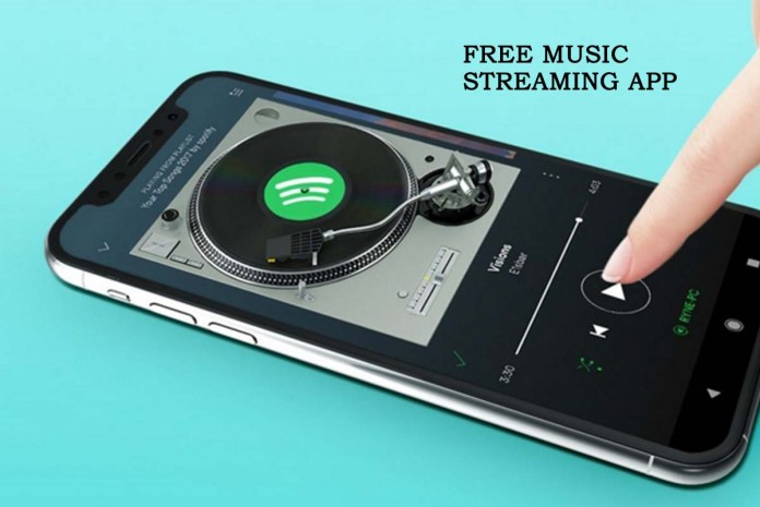 Free Music Streaming App