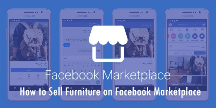 How to Sell Furniture on Facebook Marketplace