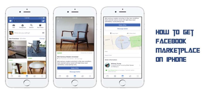 How to Get Facebook Marketplace on iPhone
