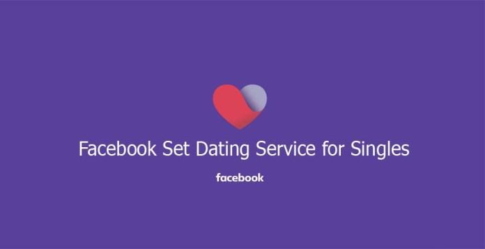 Facebook Set Dating Service for Singles
