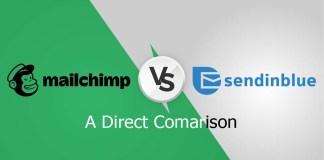 MailChimp Vs SendinBlue