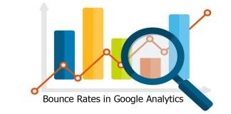 Bounce Rates in Google Analytics