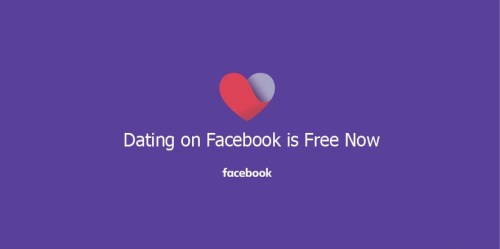 Dating on Facebook is Free Now