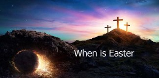 When is Easter