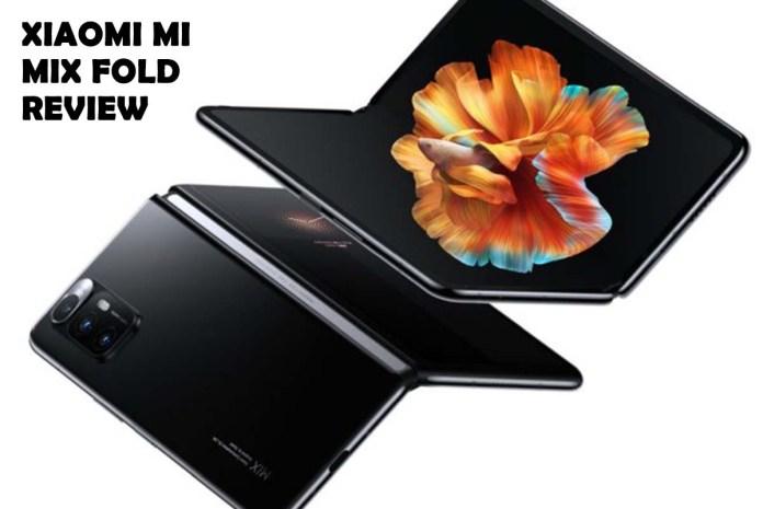 Xiaomi Mi Mix Fold Review