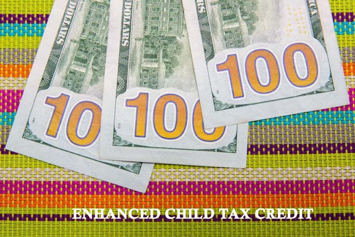 Enhanced Child Tax Credit