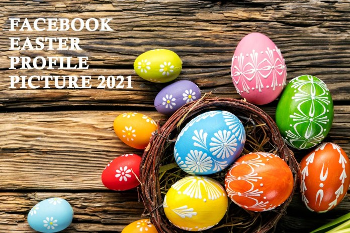 Facebook Easter Profile Picture 2021