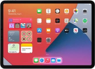 How To Use Widgets On iPad