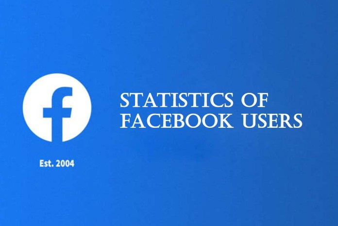 Statistics of Facebook Users