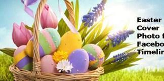 Easter Cover Photo for Facebook Timeline