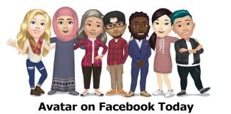 Avatar on Facebook Today