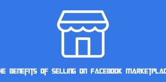 The Benefits of Selling on Facebook Marketplace