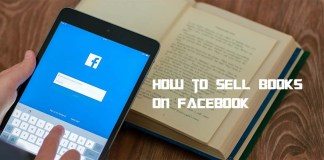 How to Sell Books on Facebook