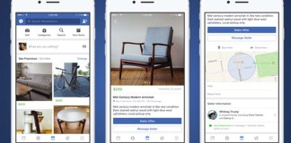 What is Facebook Market Place