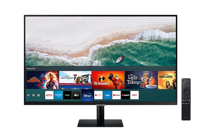 43-inch UHD and 24-inch FHD Now Available for Samsung Smart Monitors