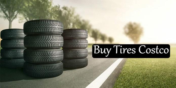 Buy Tires Costco