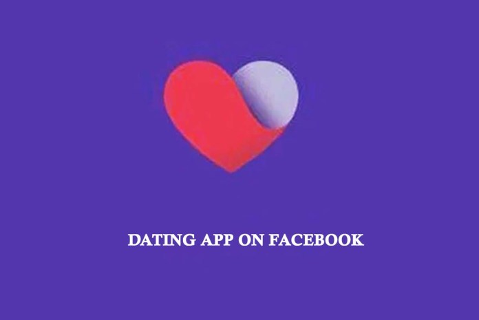 Dating App on Facebook Account