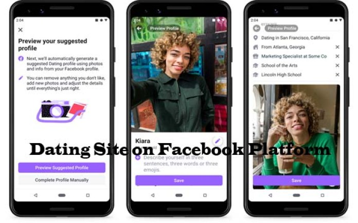 Dating Site on Facebook Platform