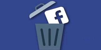 Delete your Facebook Profile