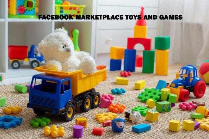 Facebook Marketplace Toys and Games