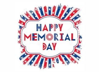 Facebook Memorial Day Frame