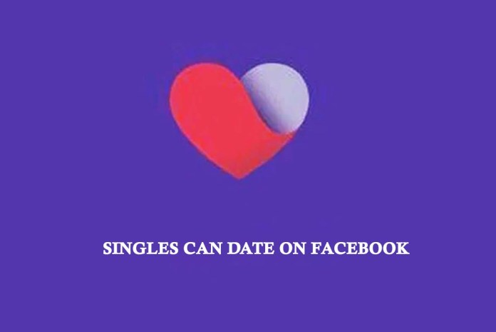 Singles Can Date on Facebook
