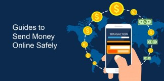 Guides to Send Money Online Safely