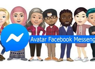 Avatar Facebook Messenger