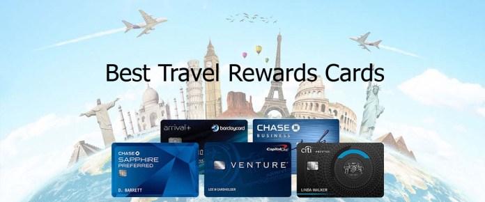 Best Travel Rewards Cards