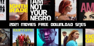 2021 Movies Free Download Sites