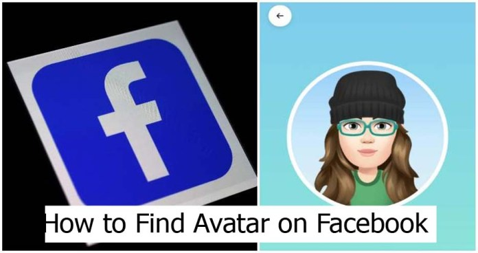 How to Find Avatar on Facebook