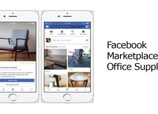 Facebook Marketplace Office Supplies