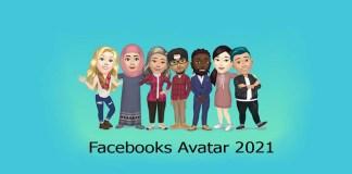 Facebooks Avatar 2021