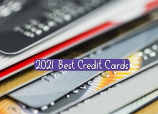 2021 Best Credit Cards