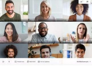 Google Meet Hand Raise Feature