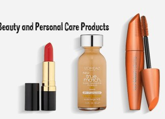 Top Beauty and Personal Care Products