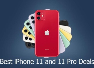 Best iPhone 11 and 11 Pro Deals