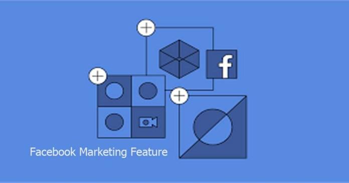 Facebook Marketing Feature