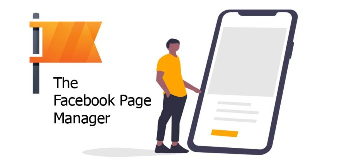The Facebook Page Manager