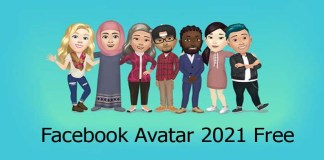 Facebook Avatar 2021 Free