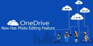OneDrive Now Has Photo Editing Feature