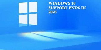 Windows 10 Support Ends in 2025