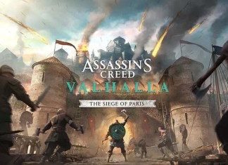 Assassin's Creed Valhalla Siege of Paris DLC Release Date