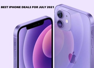 Best iPhone Deals for July 2021