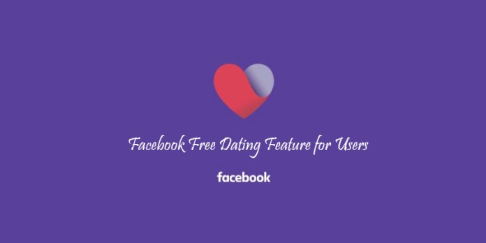 Facebook Free Dating Feature for Users