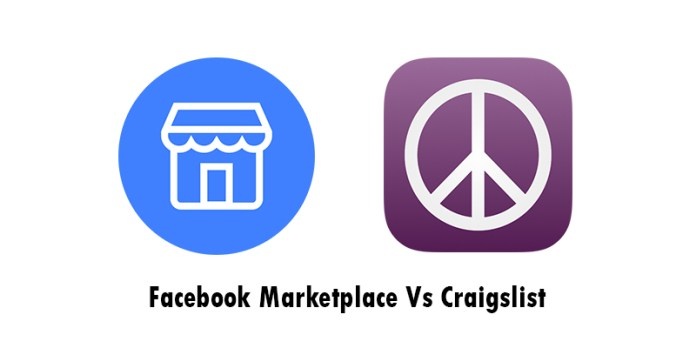 Facebook Marketplace Vs Craigslist